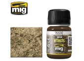 Ammo Mig 35ml 1406 Damp Earth Effects - Enamel
