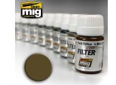 Ammo Mig 30ml 1510 Enamel Filter - Tan For 3 Tone Camo