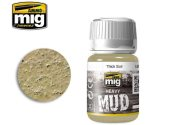 Ammo Mig 35ml 1701 Enamel Mud Effects - Thick Soil