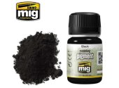 Ammo Mig 35ml 3001 Pigments - Black