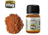 Ammo Mig 35ml 3006 Pigments - Light Rust
