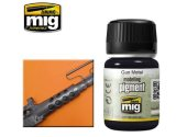 Ammo Mig 35ml 3009 Pigments - Gun Metal
