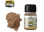 Ammo Mig 35ml 3013 Pigments - Rubbel