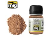 Ammo Mig 35ml 3015 Pigments - Brick Dust