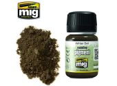 Ammo Mig 35ml 3029 Pigments - Winter Soil