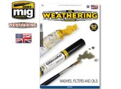 Ammo Mig - 4516 The Weathering Magazine No 17 - Washes, Filters and Oils