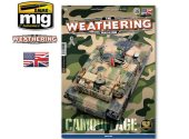 Ammo Mig - 4519 The Weathering Magazine No 20 - Camouflage