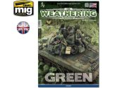 Ammo Mig - 4528 The Weathering Magazine No 29 - Green