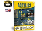 Ammo Mig - 6040 Modelling Guide: How to Paint with Acrylics