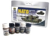 Ammo Mig 35ml x 5 7446 NATO Vehicles Weathering Set