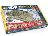 Ammo Mig - 7701 IDF Vehicles Solution Box