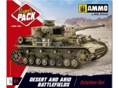 Ammo Mig - 7802 Desert and Arid Battlefields Wash / Paint / Pigments