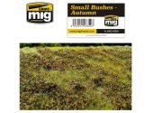 Ammo Mig - 8359 Small Autumn Bushes 230 x 130 mm
