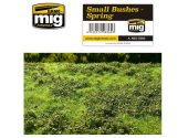 Ammo Mig - 8360 Small Spring Bushes 230 x 130 mm