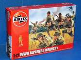 Airfix 1/72 01718 Japanese Infantry