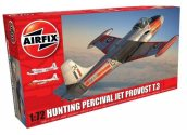 Airfix 1/72 02103 Hunting Percivial Jet Provost T3