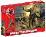 Airfix 1/32 02705 WWII British Commandos