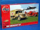 Airfix 1/76 03304 RAF Emergency Set