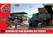 Airfix 1/76 03306 Bedford QLT and Bedford QLD Trucks