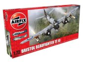 Airfix 1/72 05043 Bristol Beaufighter TF.10 Mk.X (Late)