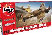 Airfix 1/48 05129 Hawker Hurricane Mk.I - Tropical
