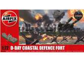 Airfix 1/72 05702 D-Day Coastal Defence Fort