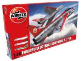 Airfix 1/48 09179 English Electric Lightning F1 F1A F2 F3