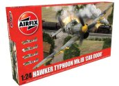 Airfix 1/24 19003 Hawker Typhoon Mk.IB 'Car Door'