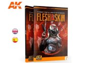 AK Interactive - 00241 Flesh and Skin How to Paint Guide