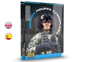 AK Interactive - 00247 Learning Guide 8 - Modern Figures / Camouflaging