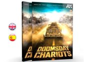 AK Interactive - 00258 Doomsday Chariots - Modelling Post Apocalyptic  Vehicles