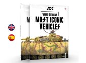 AK Interactive - 00514 WWII German Most Iconic SS Vehicles Vol 1