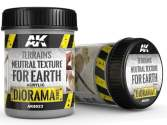 AK Interactive 250ml 08023 Terrains - Natural Texture for Earth (Base Product)