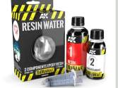 AK Interactive 375ml 08043 Resin Water - 2 Component Epoxy Resin