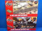 Airfix 1/72 SP03 Gun Emplacement and Coastal Defence Fort