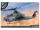 Academy 1/35 12127 USMC AH-1Z Shark Mouth (Viper)