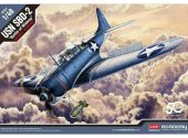 Academy 1/48 12335 SBD-2 Dauntless Midway US Navy (ex Accurate Miniatures)
