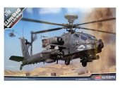 Academy 1/72 12551 AH-64D Apache Block II Late Version