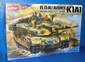 Academy 1/35 13215 K1/A1 Korean MBT