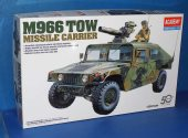 Academy 1/35 13250 M-966 Hummer with TOW Missile Carrier