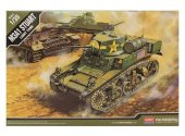 Academy 1/35 13269 M3A1 Stuart Light Tank