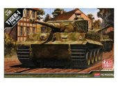 Academy 1/35 13287 Pz.Kpfw.VI Tiger1 Mid Version 70th Anniversary Normandy Invasion
