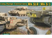 Ace 1/72 72428 Centurion Mk.5LR/Mk.5/1 w/ External Fuel Tanks