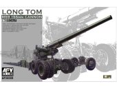 AFV Club 1/35 35009 M59 Long Tom 155mm Cannon & Limber