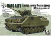 AFV Club 1/35 35016 NATO AIFV Armored Infantry Vehicle (25mm Cannon)