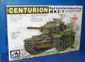 AFV Club - Centurion Mk.5/1 Royal Australian Armoured Corps Vietnam version 1/35 35100