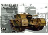 AFV Club 1/35 35153 Churchill MK.III