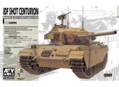 AFV Club 1/35 35159 IDF Centurion Mk.5/1 1967 (Six Day War)