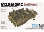 AFV Club 1/35 35203 M16 Multiple Gun Motor Carriage 'Meat Chopper'
