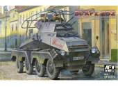 AFV Club 1/35 35232 Sd.Kfz 232 (8 Rad) Early Type